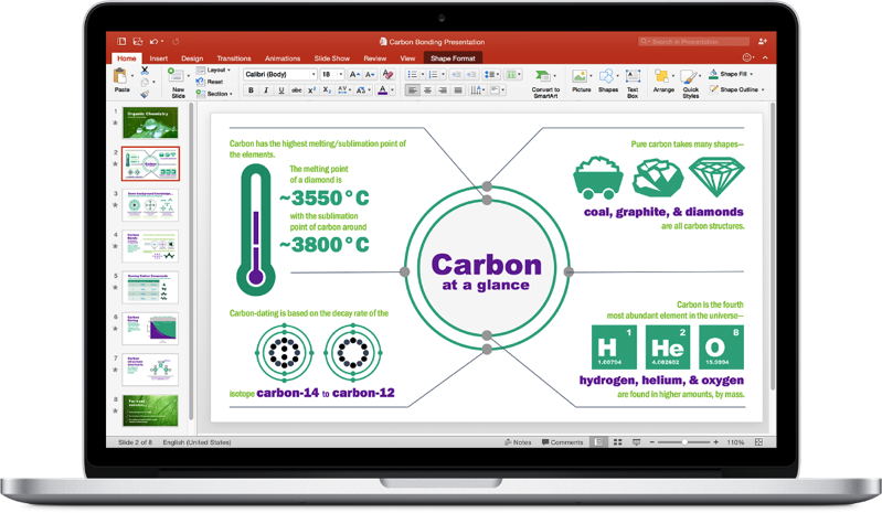Office 2016 for Mac is here 3