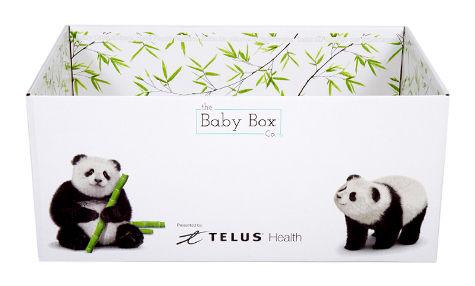Telus Babybox