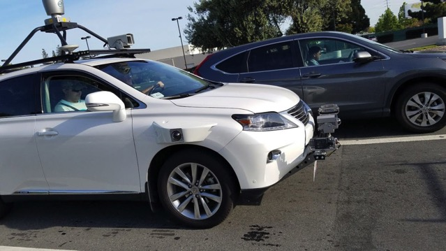 Apple Deploys 24 New Self-Driving Lexus SUVs