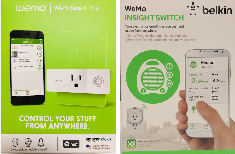 Belkin WeMo Mini Smart Plug and Insight Switch Review: Step Towards