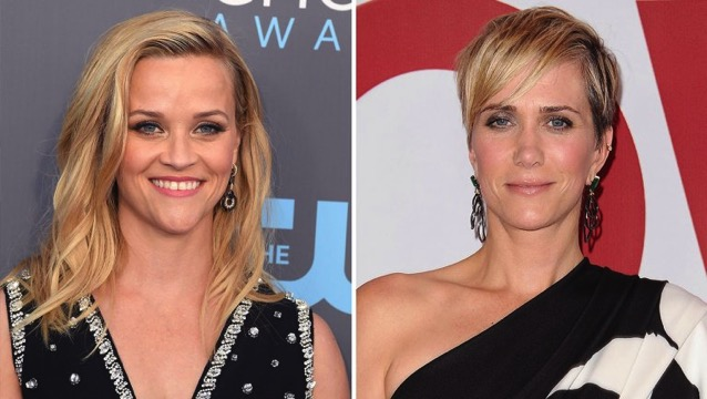 Kristen Wiig comedy series produced by Reese Witherspoon is picked by Apple