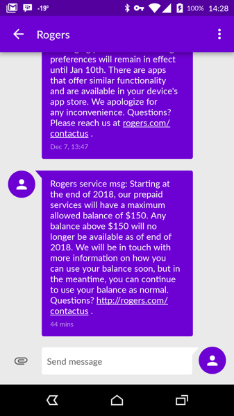 Rogers text prepaid