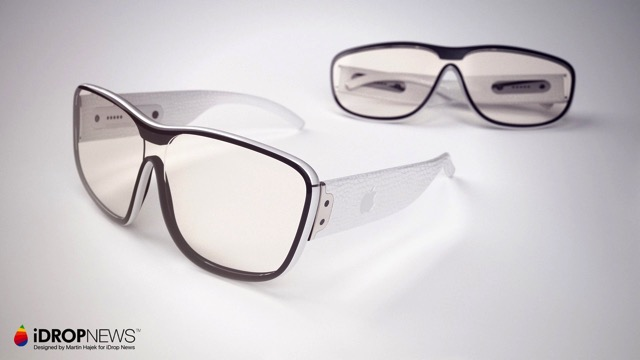 Apple Glass AR Glasses iDrop News x Martin Hajek 11