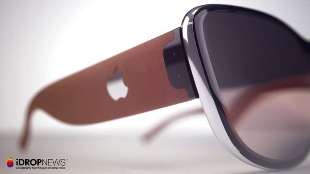 Apple Glass AR Glasses iDrop News x Martin Hajek 3