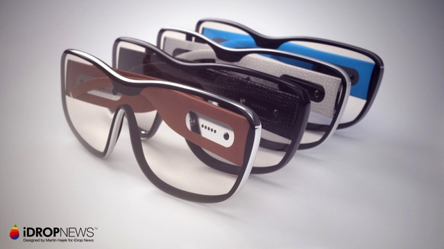 Apple Glass AR Glasses iDrop News x Martin Hajek 5