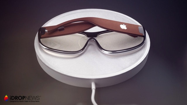 Apple Glass AR Glasses iDrop News x Martin Hajek 6