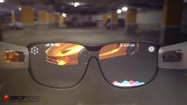 Apple Glass AR Glasses iDrop News x Martin Hajek 8