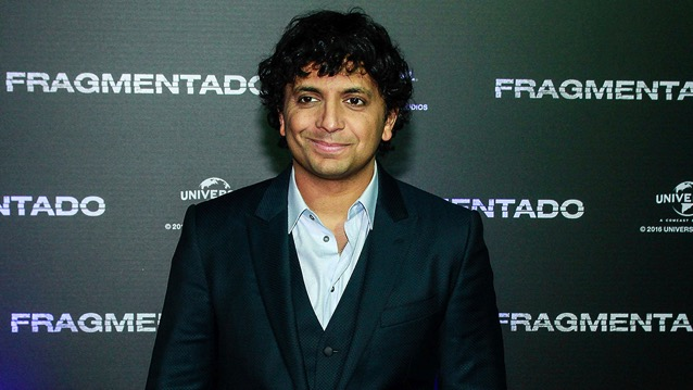 Night Shyamalan producing psychological thriller for Apple