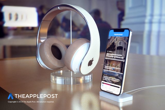 The Apple Post Ap2222ple Headphoneds 960x640