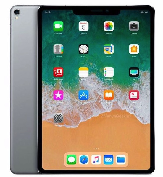 apple rumoured to launch ipad pro with face id at wwdc. Black Bedroom Furniture Sets. Home Design Ideas