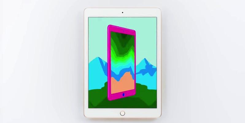 New 9 7 inch ipad