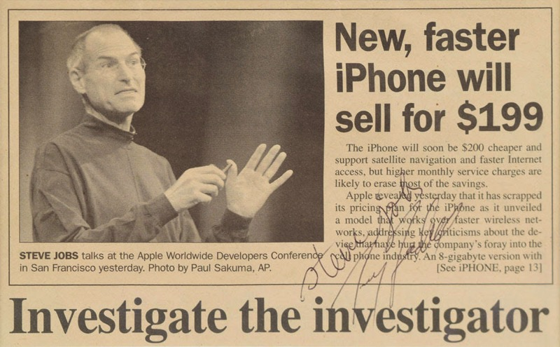 Steve jobs application 3