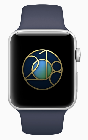 Apple watch earth day 2018