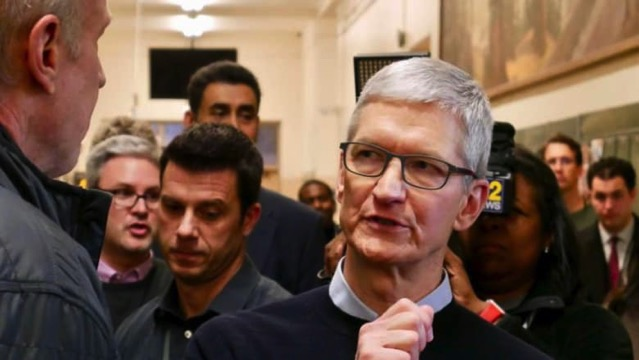 Apple CEO Tim Cook rules out merger of iOS and macOS