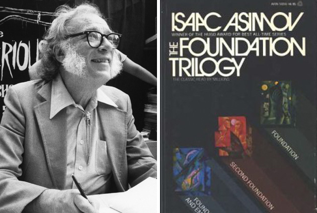 Apple Provides Isaac Asimov sci-fi series to TV development list