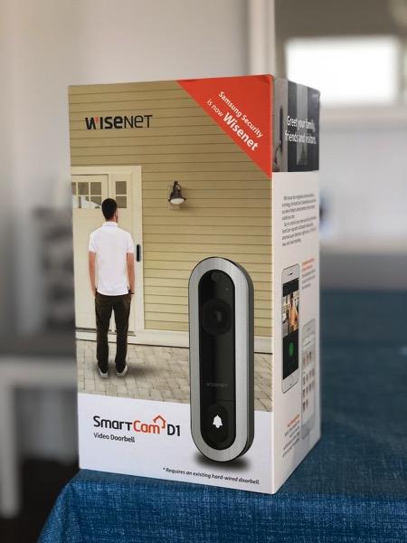 Samsung wisenet smartcam d1