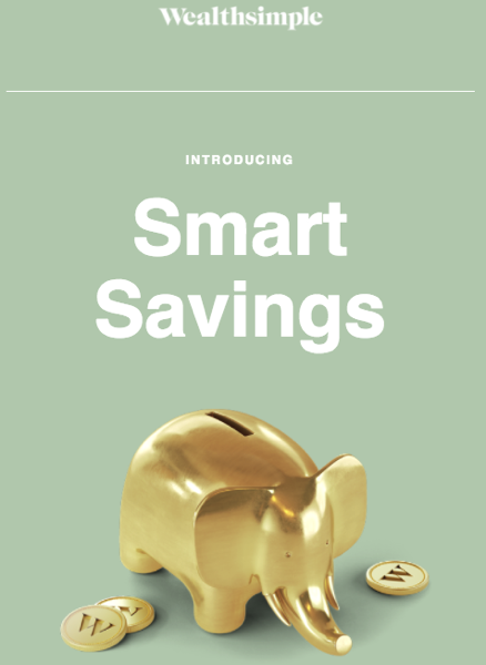 Wealthsimple smart savings