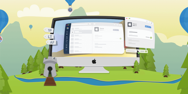 1Password 7 mac announcement header 1030x515