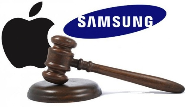 The Apple drops for Samsung