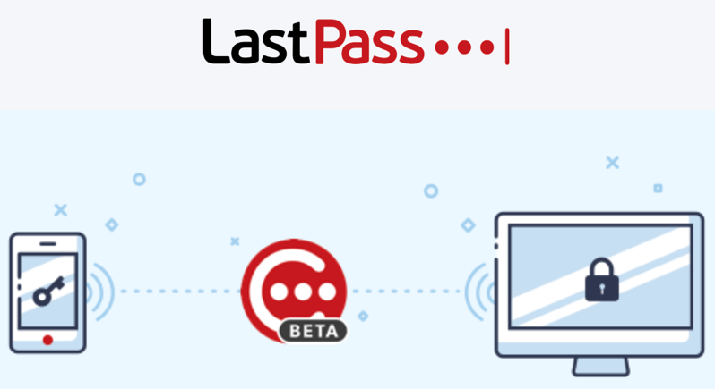 LastPass connect beta
