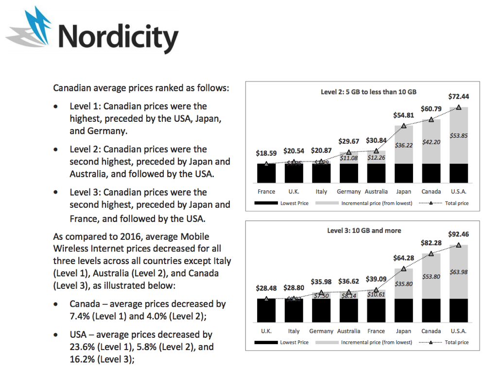 MEI nordicity report