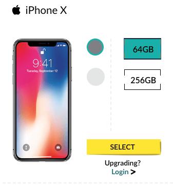 Fido iphone x