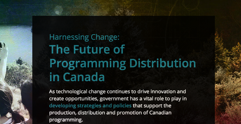 Future programming distribution canada