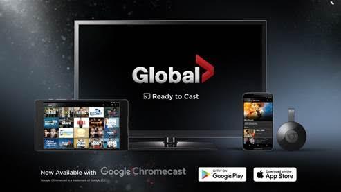 Global go chromecast