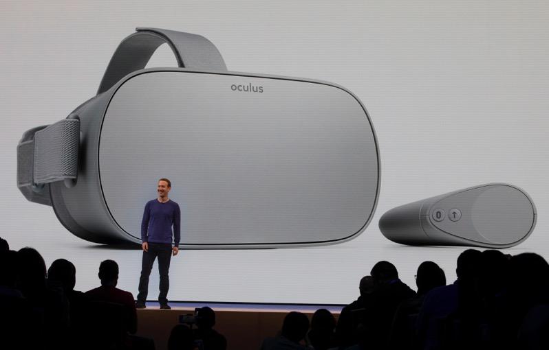 Oculus go mark