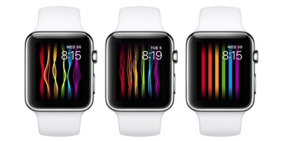 Apple?s Pride Watch Face Blocked in Russia: REPORT