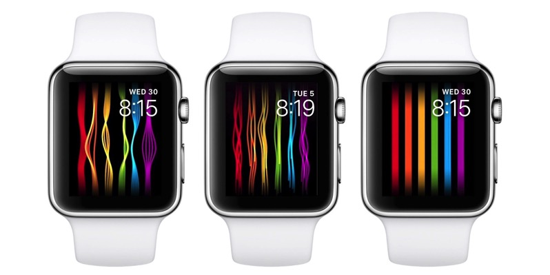 Pride apple watch