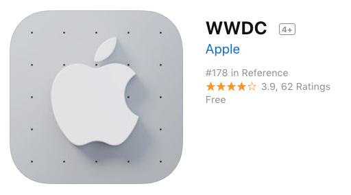 Wwdc app