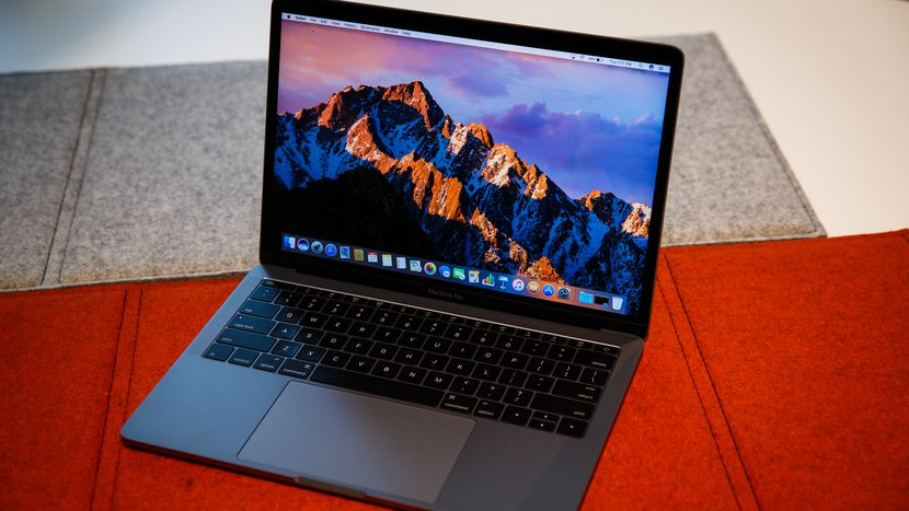 Hardware Issue Affecting Some 2017 13-Inch MacBook Pro