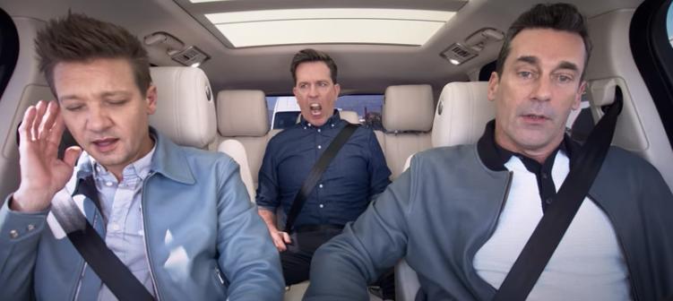 Apple music carpool karoake