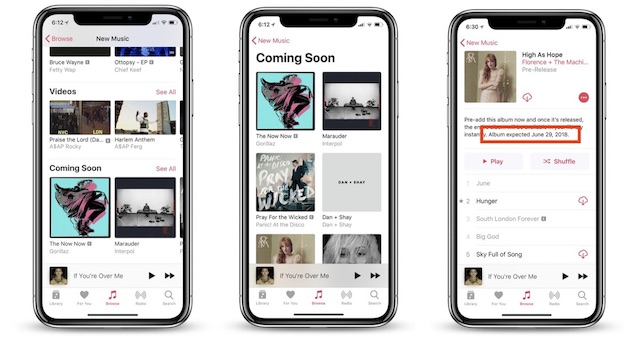 how to buy music on iphone with new update