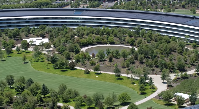 Apple park june 2018