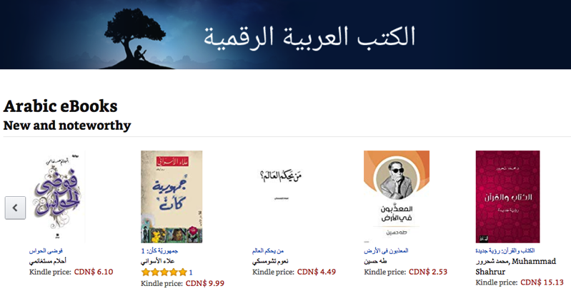 Arabic books amazon
