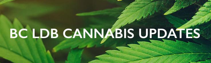 Bc ldb cannabis updates