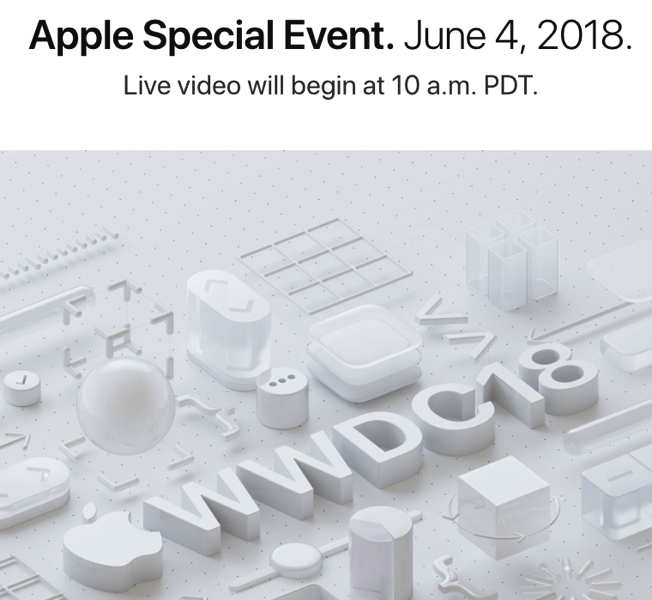 How to watch wwdc 2018 keynote