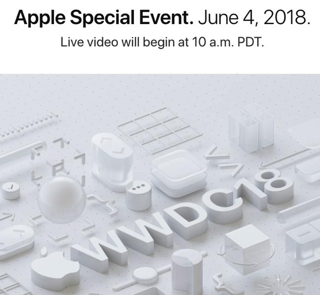 How to watch wwdc 2018 keynote