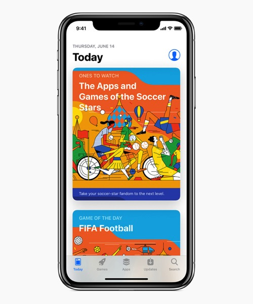 IPhone X World Cup Today App screen 06112018 inline jpg large