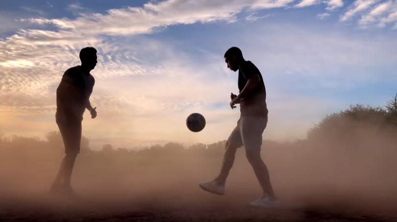 Iphone x soccer