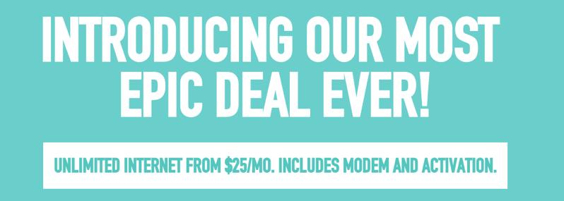 Teksavvy epic deal