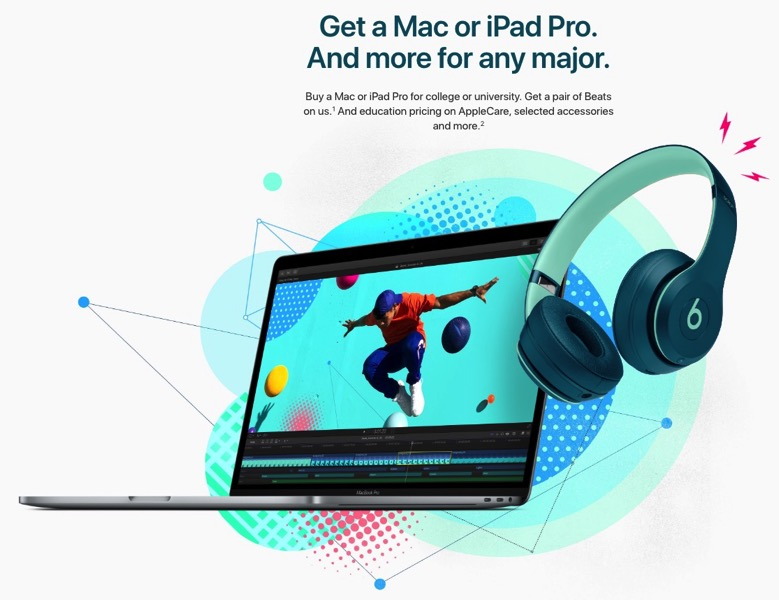 2018 back to school promo canada apple