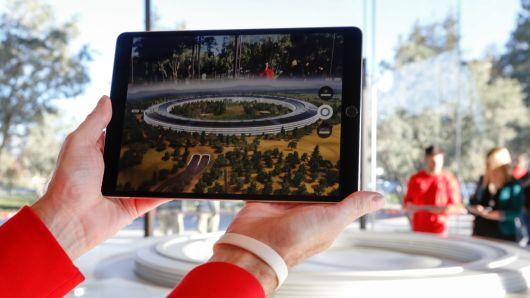 AR iPad