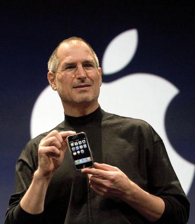 Steve Jobs Predicted the Future of Mobile a Decade Ago