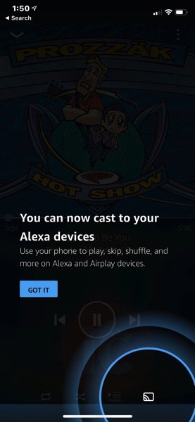 Alexa cast