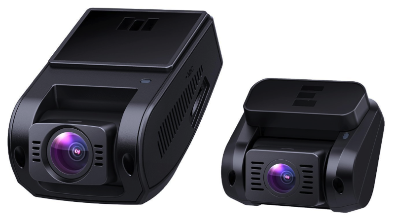 Aukey front and rear cam