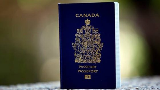 Officials Considering a ?Mobile Passport? for Traveling Canadians
