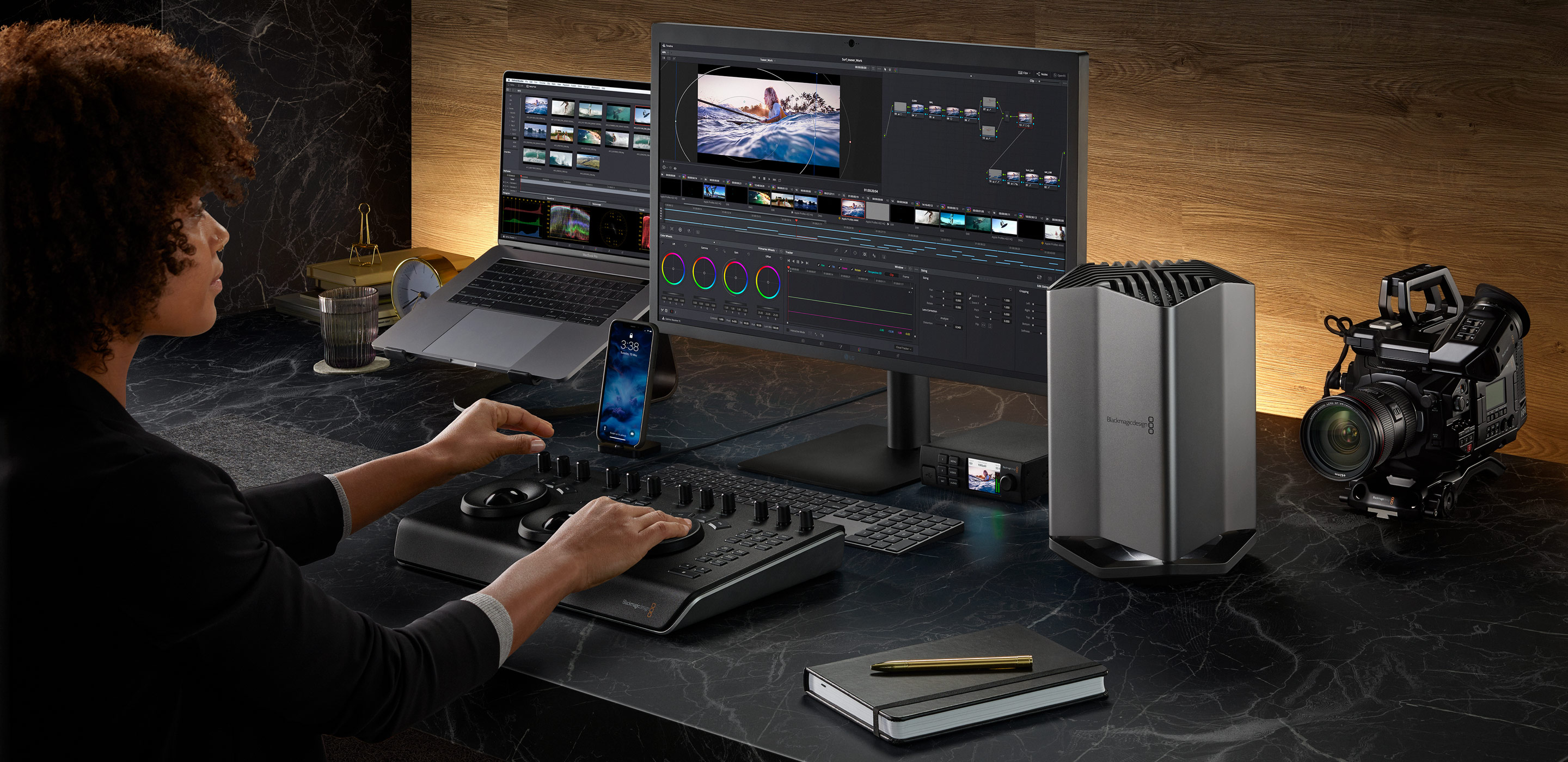 Apple And Blackmagic Design Collaborated On New External Gpu Iphone In Canada Blog